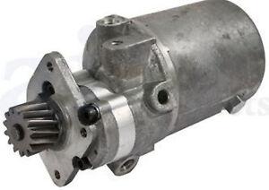523092M91 Massey Ferguson Power Steering Pump 165 175 255 265 50C 50D