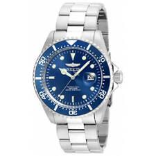 Invicta Men's Watch Pro Diver Dive Blue Dial Stainless Steel Bracelet 22019