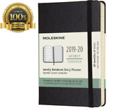Moleskine 2020 weekly planner (pocket size) - Free Shipping-