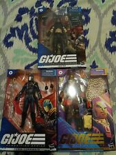 Gi Joe Classified Zartan Cobra Comander And Profit Destro