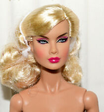 "IT 12"" Alysa Color Clash Nude Doll COA Orig Box Industry Lovesick Collection"