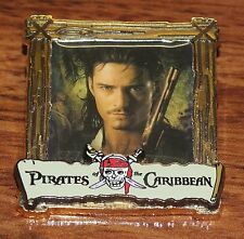Walt Disney Pirates of the Caribbean Will Turner 2007 Official Collectible Pin!
