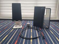Samsung Galaxy S21 Ultra 5G SM-G998U - 128GB - Phantom Black (UNLOCKED) *BUNDLE*