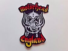 MOTORHEAD ENGLAND WAR PIG LEMMY HEAVY ROCK MUSIC LAPTOP VINYL STICKER UK SELLER