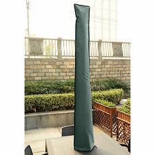 Waterproof Outdoor Umbrella Replacement Canopy Cover Patio 8 to13 FT Protection