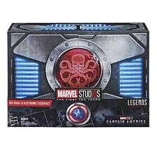[Toys Hero] IN Hand MARVEL LEGENDS SDCC 10th Red Skull & Electronic Tesseract