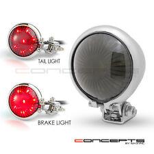LED Motorbike Tail & Brake Light - Harley Davidson Chopper Bobber Custom Project