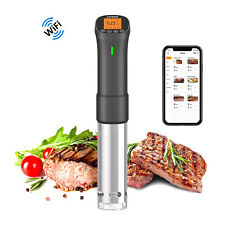 Second Generation Sous Vide WIFI Culinary Cooker Immersion Circulator ISV-200W