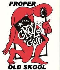 RAVE ACID HOUSE 2 DISC CD SET OLD SKOOL HAPPY CRAZYCLUB CLASSIC'S