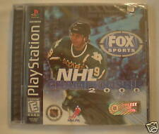 NHL Championship 2000 (PlayStation PS1) Brand New!