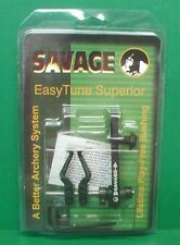 New Savage Systems EasyTune Superior Hunter Arrow Rest with Teflon Launchers