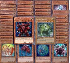 Yugioh Worm Deck Upgrade Builder Lot 46 Cards