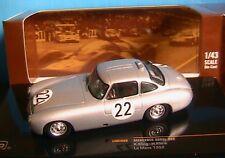 MERCEDES 300SL #22 24 HOURS LE MANS 1952 IXO 1/43 KLING