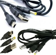 USB Data Sync Cable Charger For SONY PSP 1000/2000/3000