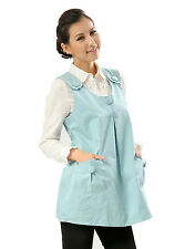 US Brand Maternity Top Anti-Radiation Protection Shield Blue 8903182