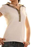 Polo Donna Maglietta ZONA BRERA T-Shirt A202 Tg S M L