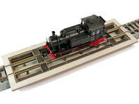 Modellbahn Union N-B00021 - Arbeitsgrube für Lokomotiven & Waggons - Spur N