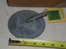"Penncraft Aluminum Sundial - approx 4.5"" Diameter - Nos original Box"