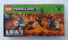 LEGO MINECRAFT 21126 THE WITHER BRAND NEW SEALED UNOPENED RETIRED BOX DAMAGE