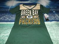 Green Bay Packers NFL Football Shirt, Women's Medium, Brand New