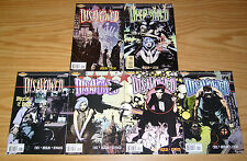 Disavowed #1-6 Vf/Nm complete series - homage comics - tommy lee edwards 2 3 4 5