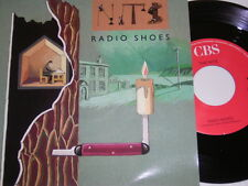 """7"""" - nit radio shoes & solid to gas-MINT 1990 # 4915"""