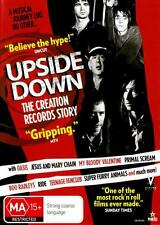Upside Down The Creation Records Story DVD Region 4