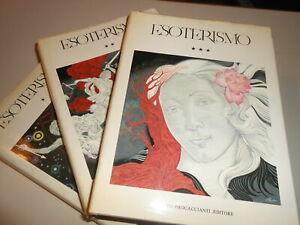LIBRO : ESOTERISMO TRENTO PROCACCIANTI EDITORE VOL. 3 1980