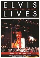 """Elvis Presley - Elvis Lives: The 25th Anniversary Concert - """"Live"""" Fro (NEW DVD)"""