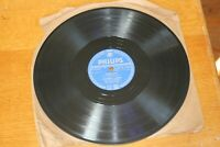"Frankie Laine Some Day / There Must be a Reason Philips PB306 78 10"" Record 1954"
