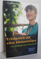 """Buch """"Erfolgreich mit eBay Kleinanzeigen"""" (Vom Einsteiger zum Verkaufsprofi)"""
