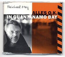 Reinhard Mey CD Alles O.K. In Guantanamo Bay - 1-track promo CD
