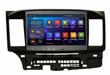 10.2 Inch Android 5.1 Sat Nav Stereo GPS Nav Radio for Mitsubishi Lancer