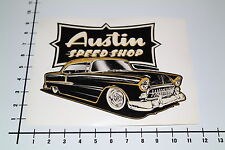 Austin speed shop texas usa autocollant sticker Jesse James Motorsport Bike mi088