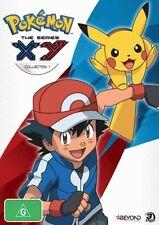 Pokemon - The Series X & Y: Collection 1 * NEW DVD * (Region 4 Australia)