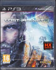 Ps3 PlayStation 3 LOST PLANET 3 nuovo sigillato italiano pal