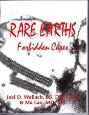 RARE EARTHS FORBIDDEN CURSES BOOK DR. WALLACH Dead Doctors Don't lie FREE CD
