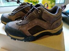 Timberland, boys shoes size UK 8.5, US 9, Used with box, Leather, Brown
