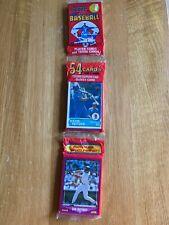 1988 Score Baseball Unopened Rak Pak Rack Pack with Don Mattingly on Front (V)