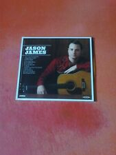 JASON JAMES Self Titled 2015 CD Album!