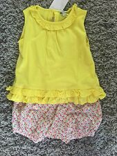 Baby Girl Polo Ralph Lauren Summer Set Size 18 Months Bnwt