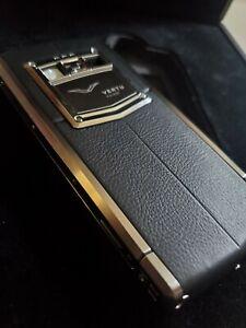 Vertu TI Luxus Leder Smartphone NP. 7999 Euro 32GB ROM *WIE NEU*