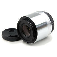 SIGMA Single Focus Standard Lens Art 60mm F2.8 DN Silver for Sony E Mount New