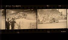 21 Negative 40er Jahre - Amerika Auto -  und Motorradshow  - seltenere Motive