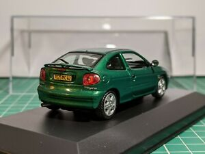 Renault Megane I Phase 2 Coupe Green 1/43 VITESSE Rare