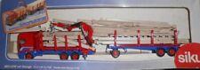RARE SIKU #3812 DAF 95 Truck w/ CRANE &  Trailer w/ CAR PORT GARAGE Building