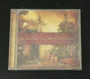Essential LDS Christmas AUDIO CD  NEW SEALED