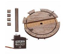 Faller 222114 N - kleine Waggondrehscheibe mit Servoantrieb NEU & OvP