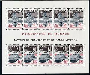 [G25817] Monaco 1988 Europa CEPT good sheet very fine MNH