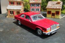 Rolls Royce Camargue 1:18 BURAGO car voiture